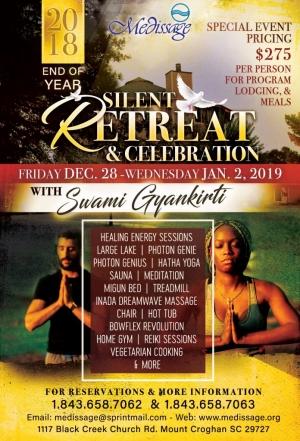 Silent Retreat & Celebration