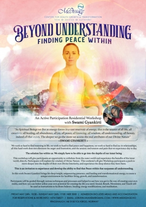 Beyond Understanding - Finding Peace Within